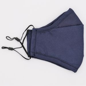 Face Mask Adjustable Fit, Cotton Material